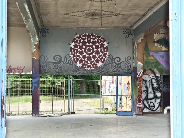 Graffitties im Süden Berlins (©AnneSchuechner)