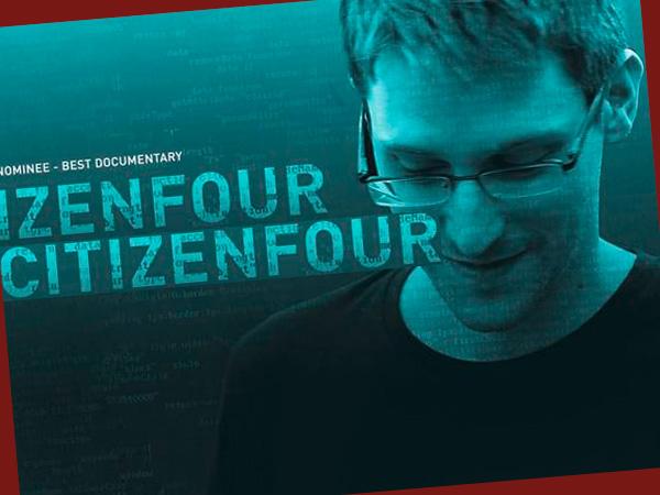 Filmplakat zu 'Citizenfour'