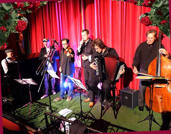 Band Tango Finlandés (© Tango Finlandés)