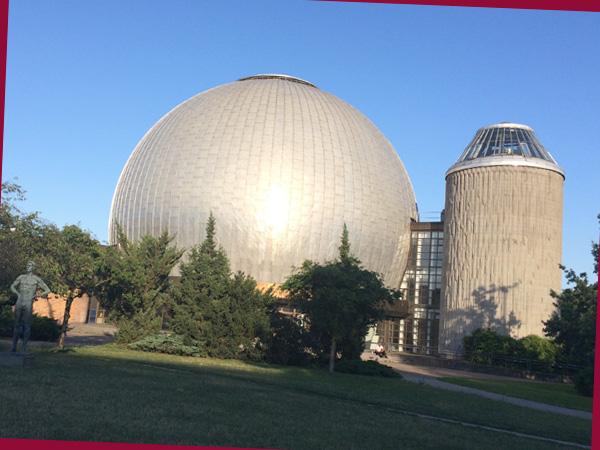 Zeiss Planetarium (©Anne Schüchner)
