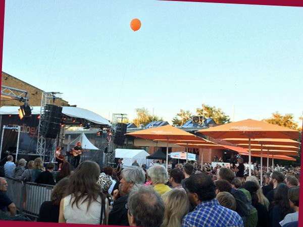 Radioeinsparkfest (©Anne Schüchner)