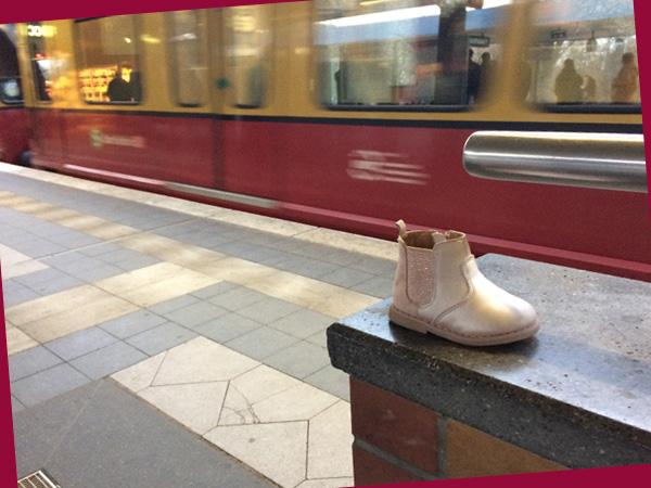 Lost shoe (Foto Anne Schüchner)