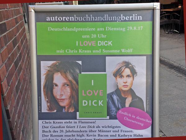 Aufsteller, Foto: Anne Schüchner