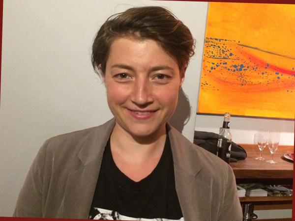 Regisseurin Julia C.Kaiser (Foto: Anne Schüchner)