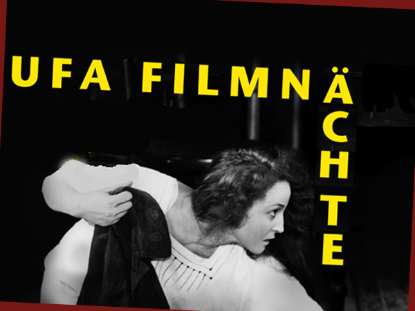 Filmplakat mit Motiv aus 'Die Liebe der Jeanne Ney ' (© ufa-filmnaechte.de)