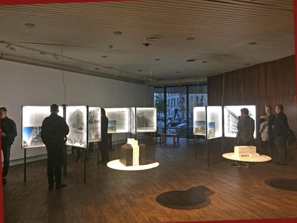 Ausstellungsraum (Foto: AS)