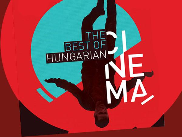 Filmplakat 2. Ungarisches Filmfestival (© Collegium Hungaricum Berlin)