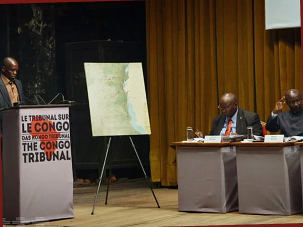 Filmstill 'Das Kongo Tribunal' (© Fruitmarket Kultur und Medien/Langfilm AG)