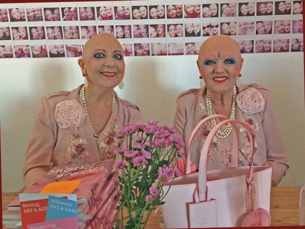 Eva und Adele (Foto: Anne Schüchner)