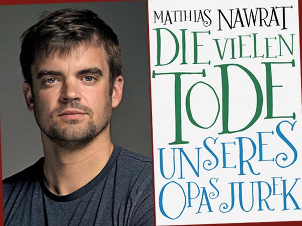 Autorenfoto und Buchcover (© Sebastian Hänel)