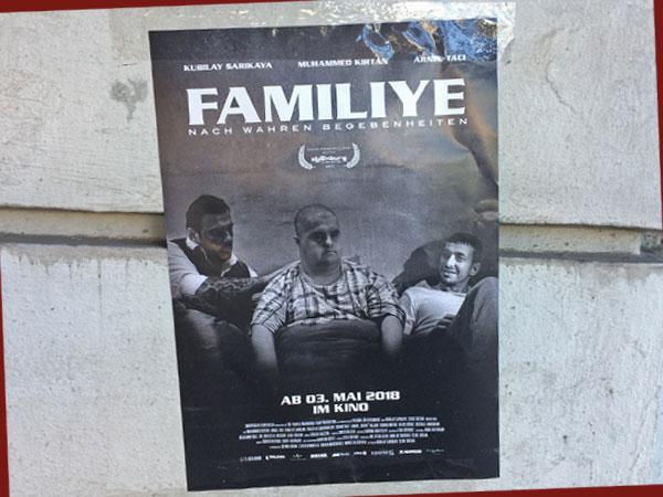 Filmplakat 'Familiye' (© EKCF, Emre + Klein Film)