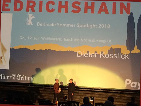 Dieter Kosslick zu Gast im FLK (Foto: Anne Schüchner)
