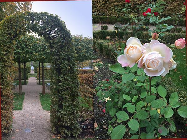 Garten der Liebermann-Villa (Foto: Anne Schüchner)