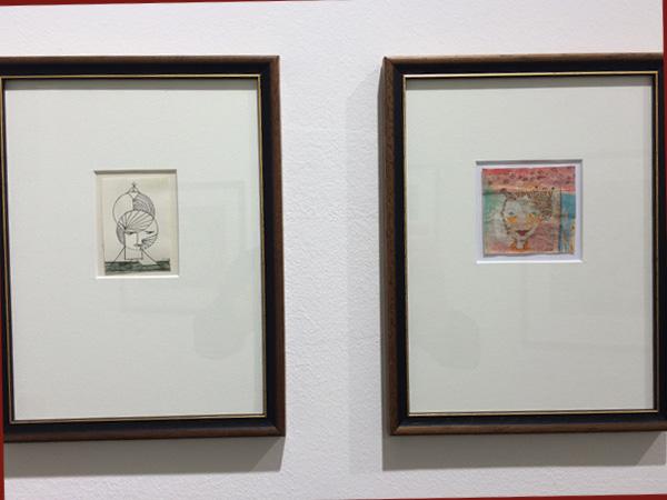 Miniaturen 1970 (Hannah Höch)