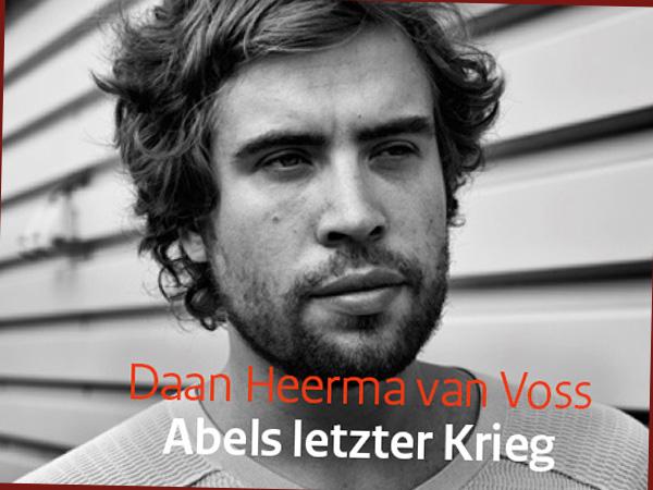 Daan Heerma van Voss (Foto: dtv)
