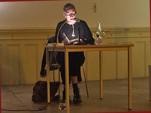 Marion Brasch liest (Foto: Anne Schüchner)