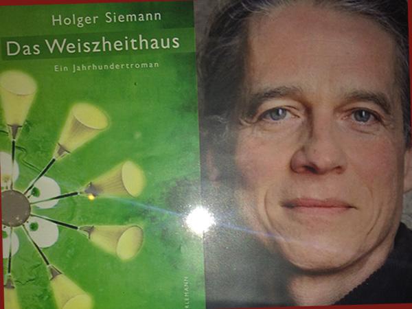 Roman von und mit Holger Siemann (Foto: AS)