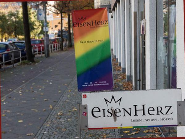 Buchhandlung Prinz Eisenherz (Foto: AS)