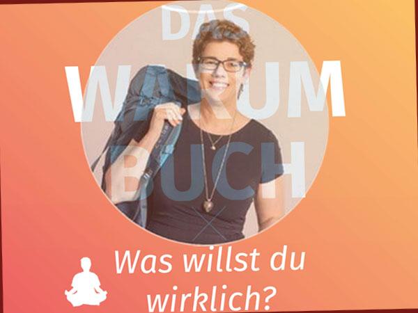 Collage Jana Wieduwilt und ihr Buchcover (A.Schüchner/Wieduwilt)