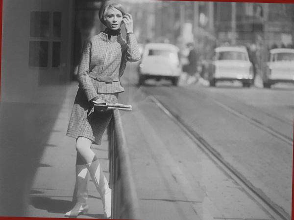 Schönhauser Allee 1967 (Foto: AS/Arno Fischer)