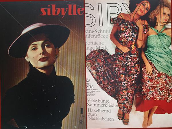 Cover der Januar 1956- und Februar 1978-Ausgaben, (Foto: AS/Willy Brandt Haus)