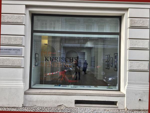 Alred-Ehrhardt-Stiftung in der Auguststraße (Foto: Anne Schüchner)
