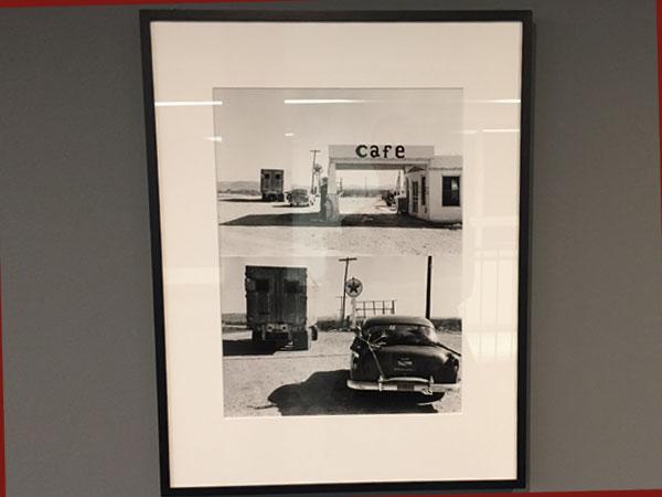 Robert Frank - Texas 1955 (Foto: Robert Frank/SAS)