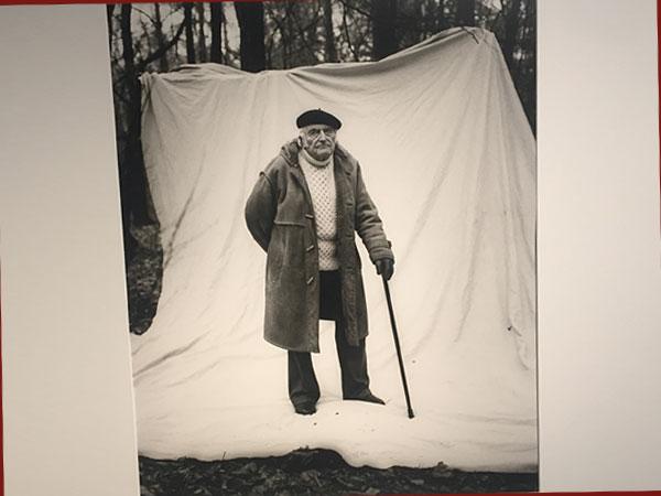 Autor Stefan Heym (Foto: AS/Stefan Moses)