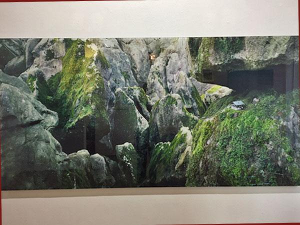 'Haus im Gebirge' von Thomas Wrede (Foto: Anne Schüchner/T.Wrede)