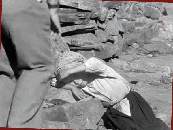 "Szene aus dem Dokumentarfilm ""Las Urde"""