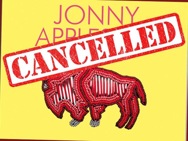 "Buchcover von ""Jonny Appledeed"" (©Albino Verlag)"