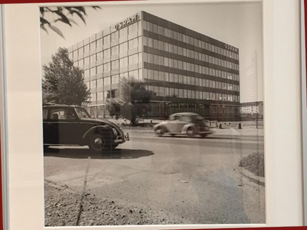 OSRAM Verwaltung in München (©Heinrich Heidersberger 1965)